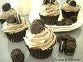 cup cake oreo---------