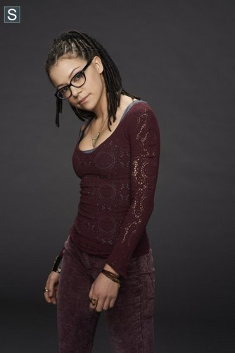 orphan black fondo de pantalla possibly with a well dressed person, a hip boot, and tights entitled Orphan Black - Season 2 - Cast Promotional fotos
