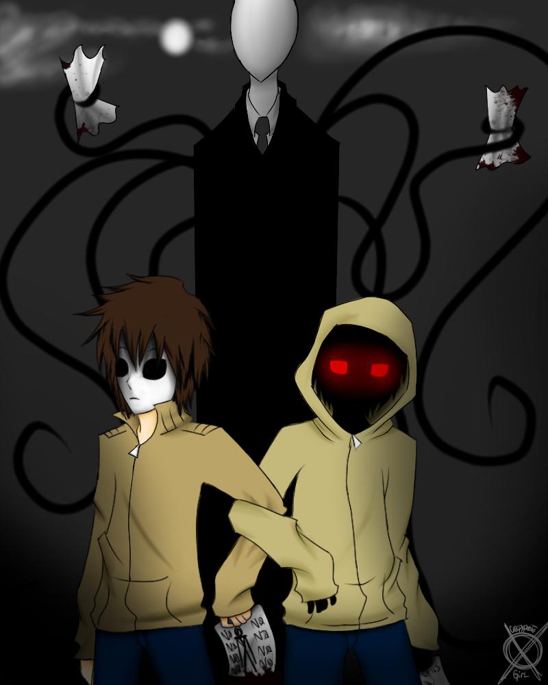 Creepypasta Slenderman Proxies Proxies-creepypastas Fan