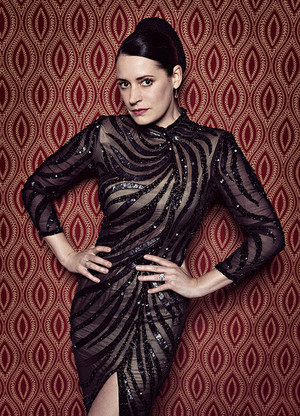 Paget Brewster at The Thrilling Adventure ora