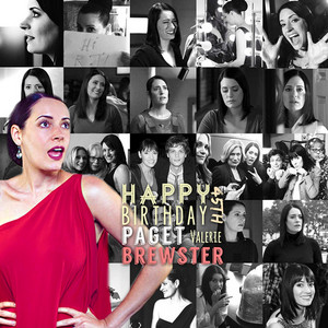 Happy 45th Birthday Paget