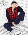 Park Hyung Sik Vogue Girl Korea March 2014