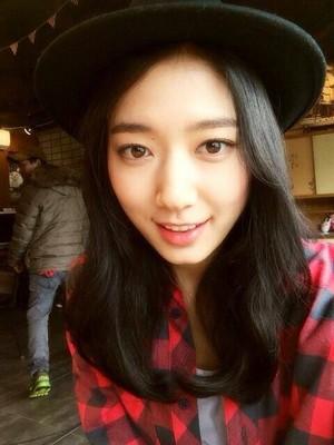 Park Shin Hye Ameblo