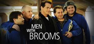 """Paul Gross - """"Men with Brooms"""""""