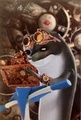 Steampunk Blowhole - penguins-of-madagascar fan art