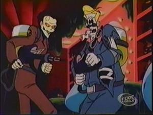 p.b. Egon and peter
