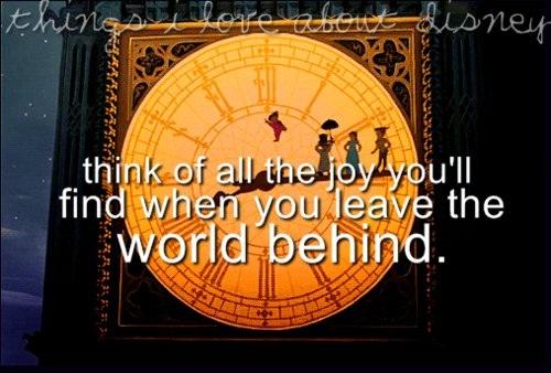Neverland Joy Peter Pan Photo 36744745 Fanpop