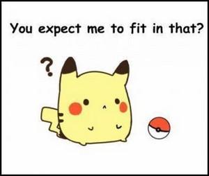 chub chub Pikachu