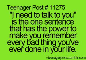 Teenage Posts♡