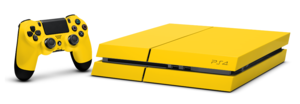 PlayStation 4 Yellow