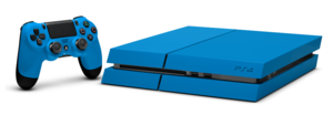 PlayStation 4 Blue