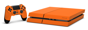 PlayStation 4 Orange