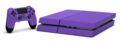 PlayStation 4 Purple