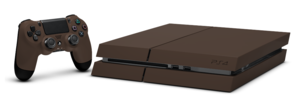 PlayStation 4 Brown