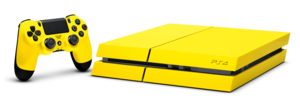 PlayStation 4 lemon