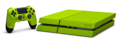 PlayStation 4 Lime