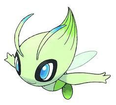 Celebi (psychic,grass)