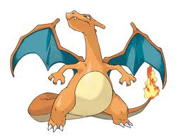 Charizard (fire,flying)