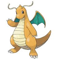 Dragonite (dragon,flying)