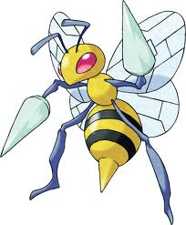 Beedrill (poison,bug)
