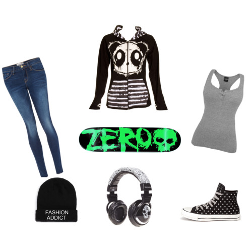 Polyvore wallpaper called Adelaide's Outfit