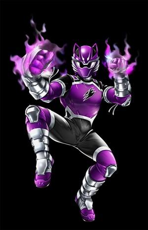 violet loup ranger