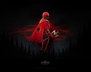 mystic force red ranger