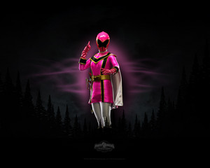mystic force rosa ranger