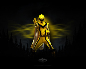 mystic force yellow ranger