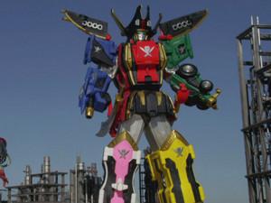 Super mega force gear
