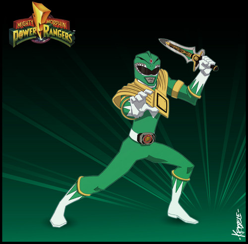 The Power Ranger images Green ranger HD wallpaper and ...