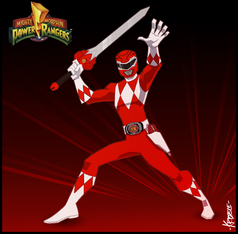 red ranger wallpaper - photo #12