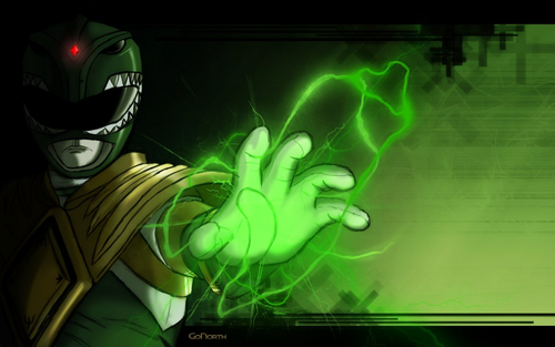 The Power Ranger images The power of green HD wallpaper ...