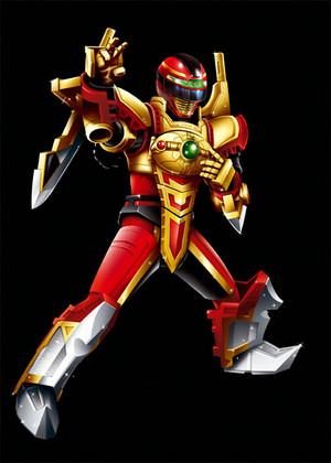 Red sentiel ranger