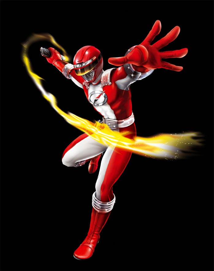 red ranger wallpaper - photo #15