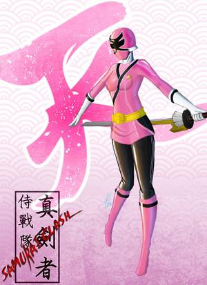 Samurai rosa