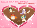 chocolate bath - powerpuff-girls photo
