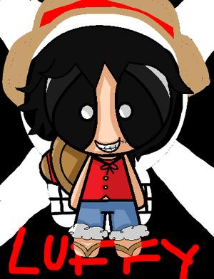 Luffy(One piece)