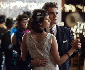 TVD Couples - Stefan and Elena