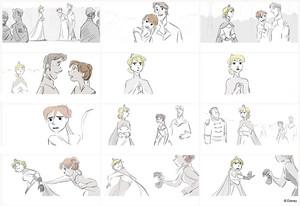 겨울왕국 Storyboard