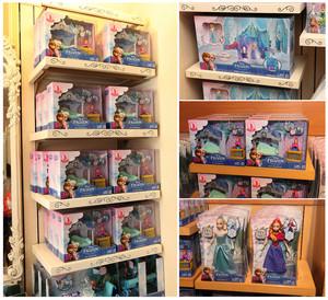 Frozen Merchandise
