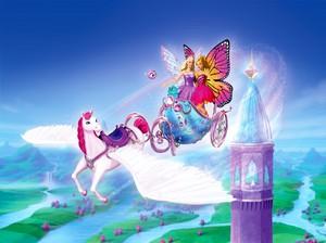 바비 인형 Mariposa and Fairy princess