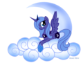 Princess Luna - princess-luna-of-mlp fan art