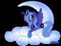 Princess Luna - princess-luna-of-mlp fan art