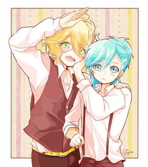 Natsuki-chan and Ai-chan