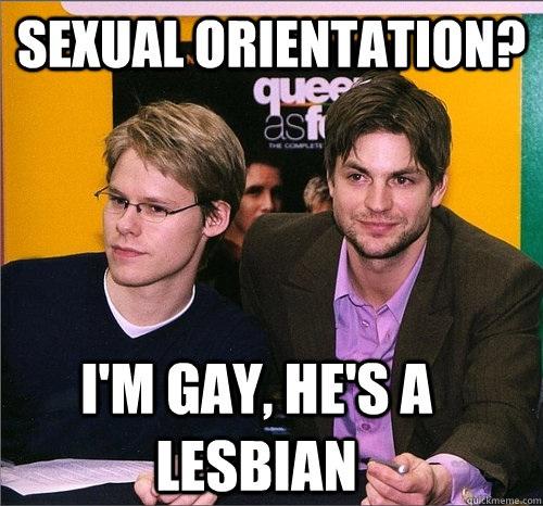 Queer as Folk meme