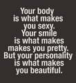 What Makes You Beautiful - quotes photo