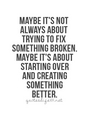Something Better - quotes photo