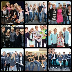 R5 - Riker, Ratliff, Rydel, Rocky and Ross