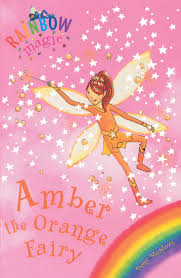 Amber the laranja fairy